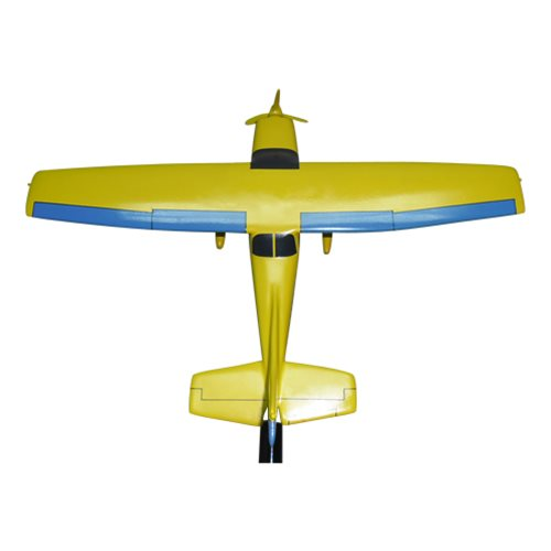 Cessna 172 Custom Airplane Model Briefing Stick - View 4