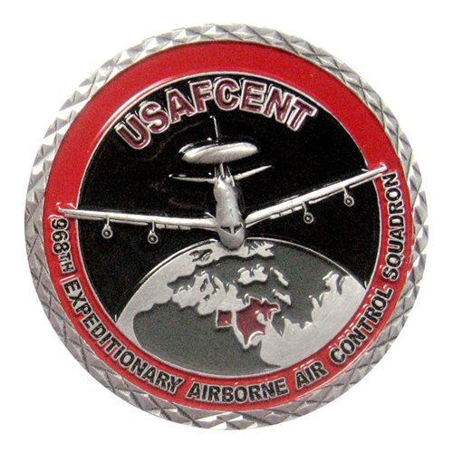 968 EAACS 2016 Challenge Coin - View 2