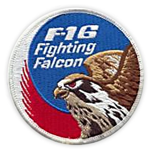 F-16C Bahrain Fighting Falcon Patch