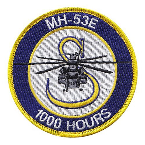 MH-53E 1000 Hours Patch