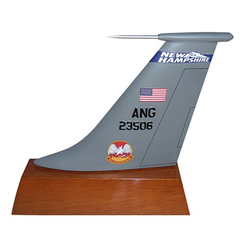 64 ARS KC-135 Airplane Tail Flash