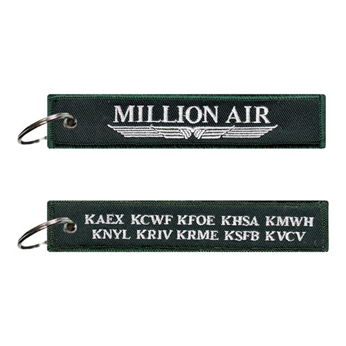 Million Air Key Flag