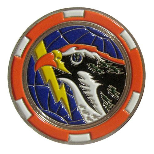 18 RS Commander Challenge Coin