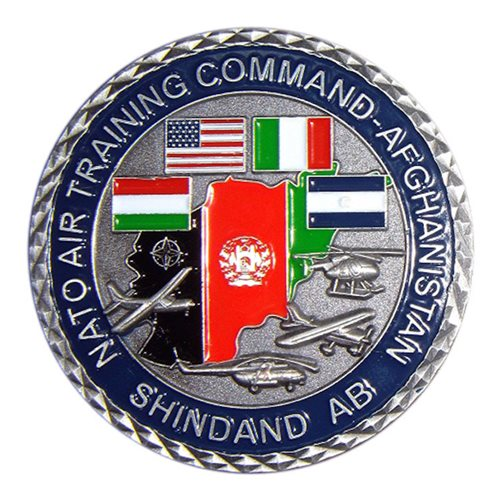 838 AEAG Commander Coin - View 2