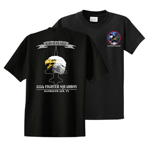 435th FTS Shirts  - View 2