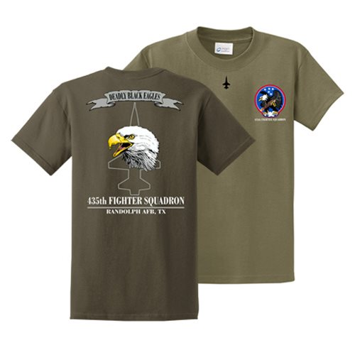 435th FTS Shirts  - View 3