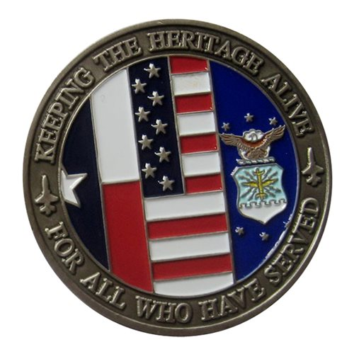 Spirit of Alliance Silver Coin - View 2