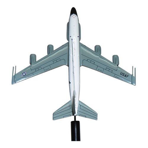 55 WG RC-135 Rivet Joint Custom Airplane Model Briefing Sticks - View 5