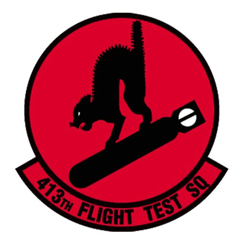 413 FLTS CV-22 Custom Airplane Tail Flash