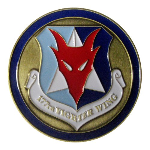 119 FS Challenge Coin - View 2
