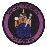Special Technical Operations Patch