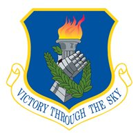 108 ARW KC-135 Airplane Tail Flash