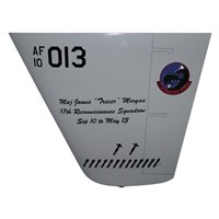17 RS MQ-9 Reaper Tail Flash