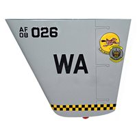 26 WPS SO MQ-9 Reaper Custom Airplane Tail Flash