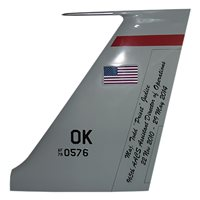 965 AACS E-3 Sentry Custom Airplane Tail Flash