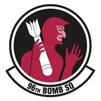 96 BS B-52H Stratofortress Custom Airplane Tail Flash
