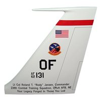 238 CTS RC-135 Airplane Tail Flash