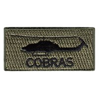 Cobras Pencil Patch