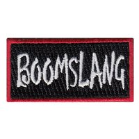 Mad Hatters Boomslang Pencil Patch