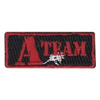 162 RS A-Team Pencil Patch