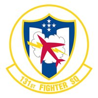 131 FS F-15 Airplane Tail Flash