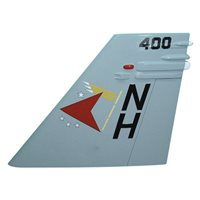 VFA-41 F/A-18E/F Super Hornet Airplane Tail Flash