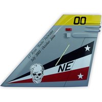 VFA-2 F/A-18E/F Super Hornet Custom Airplane Tail Flash