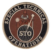 Special Technical Operations Desert Patch