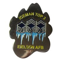 353 CTS Eielson Iceman Top 3 Coin