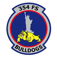 354 FS Heritage Patch