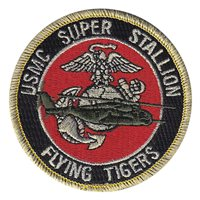 Flying Tigers CH-53E Super Stallion Patch