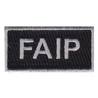 FAIP Pencil Patch