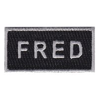 C-5 Fred Pencil Patch