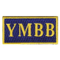 89 ATKS YMBB Pencil Patch
