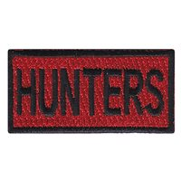 432 WG Hunters Pencil Patch