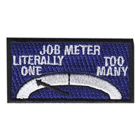 RAAF Job Meter - Literally One Pencil Patch