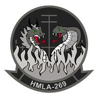 HMLA-269 UH-1Y Venom Custom Airplane Model Briefing Stick