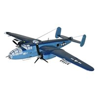 VMB-611 PBJ-1J Mitchell Custom Airplane Model