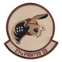 27 FS Desert Patch