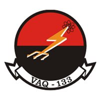 VAQ-133 EA-6B Prowler Custom Airplane Tail Flash