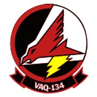 VAQ-134 EA-6B Prowler Custom Airplane Tail Flash