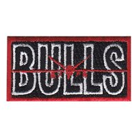 17 RS Bulls Pencil Patch