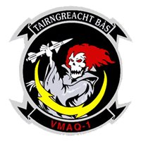 VMAQ-1 EA-6B Prowler Custom Airplane Tail Flash