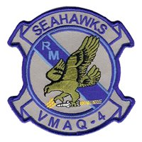 VMAQ-4 EA-6B Prowler Custom Airplane Tail Flash