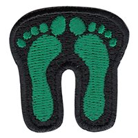 34 WPS Feet Patch