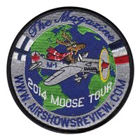 Airshows Review Patch