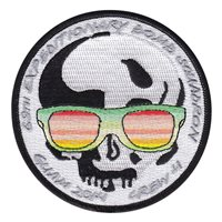 69 BS Sunglasses Patch