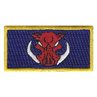 CS-34 Razorback Pencil Patch
