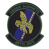 20 SOS Patch