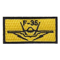 61 FS F-35 Pencil Patch